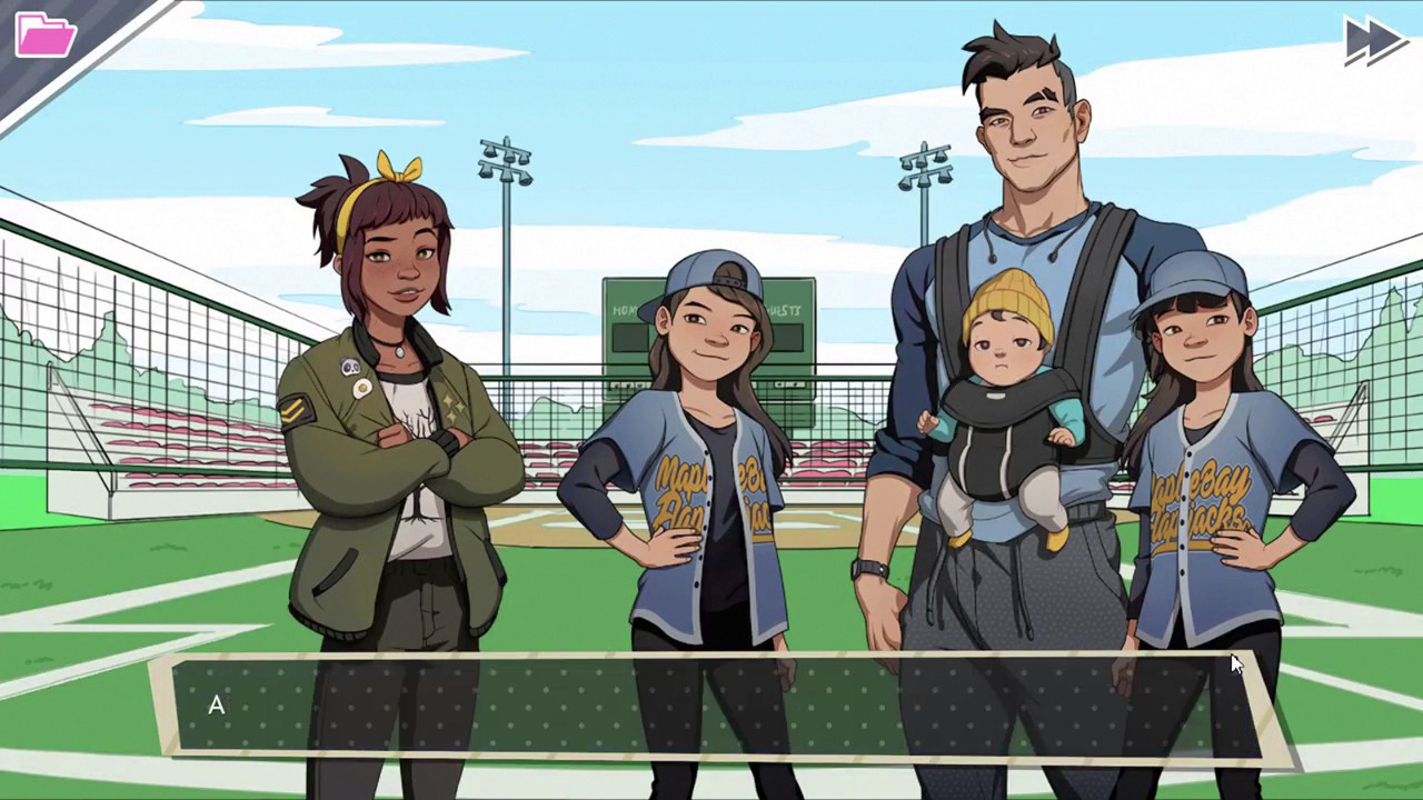 Dating sim lets play sports