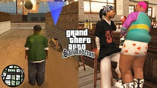 gTA San Andreas Fan Suggestions - Crazy Stunts, Hot Coffee, Big Smoke, Area 51 and more