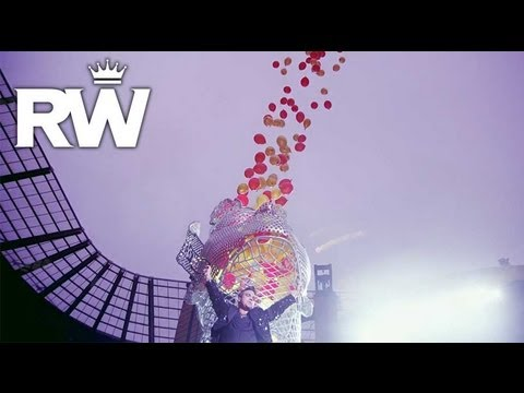 Robbie Williams | Phrenology | 'Not Like the Others' | Take The Crown Stadium Tour 2013