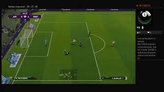 29 giornata Juventus vs Barcellona