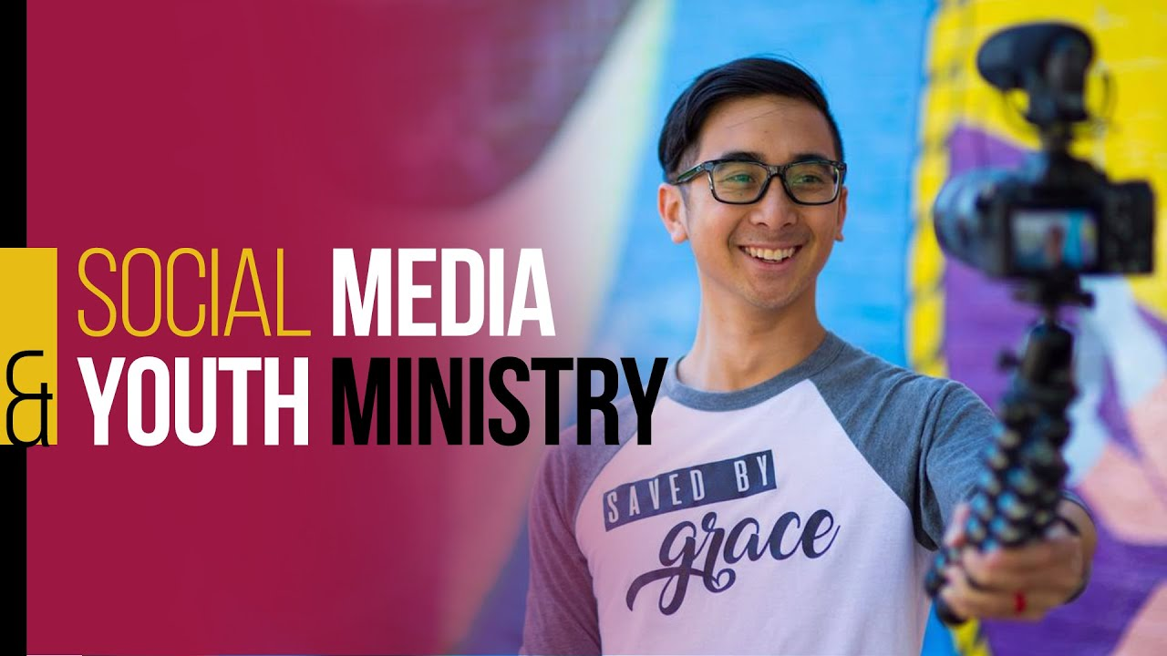YouTuber talks Social media with youth leader | Justin Khoe