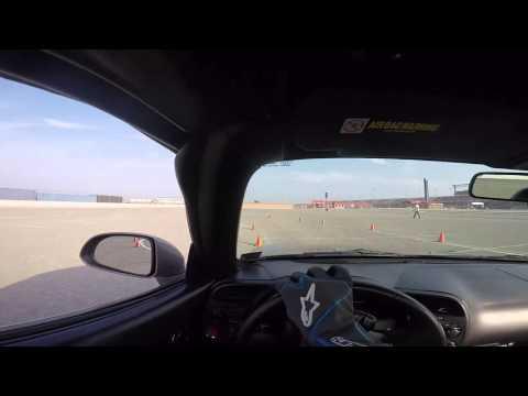 Auto Club Speedway Autocross - Honda S2000 POV