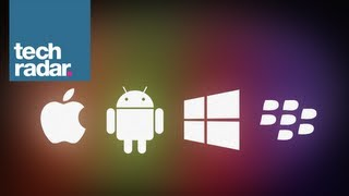 Video iOS 7 vs Android Jelly Bean vs Windows Phone 8 vs BB10 download MP3, 3GP, MP4, WEBM, AVI, FLV Maret 2018