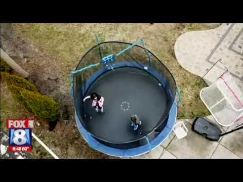 Trampolines pose dangers for children (WJW)