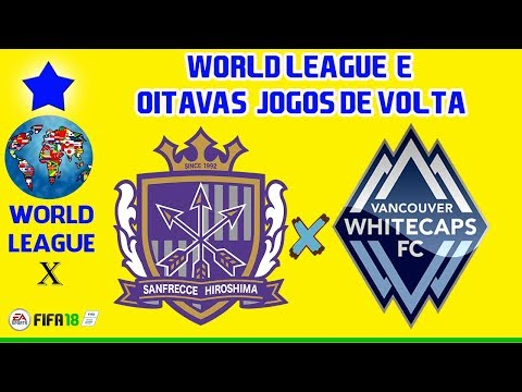 Sanfrecce Hiroshima x Vancouver Whitecaps | World League-E |