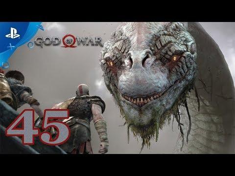 God of War - Let's Play Part 45: Escape from Helheim