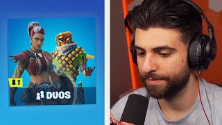 why did Epic ruin random duos... 😔