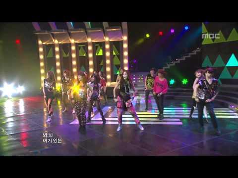 T-ARA - Lovey-Dovey(with.Coed School), 티아라 - 러비더비(with.남녀공학), Music Core