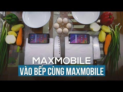 Vào bếp cùng Maxmobile và Asus Zenfone - Món trứng đúc thịt