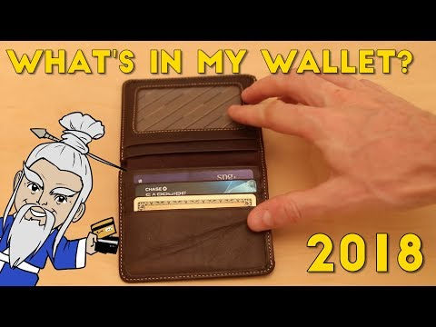 Whats In My Wallet Best Credit Cards Of The Year