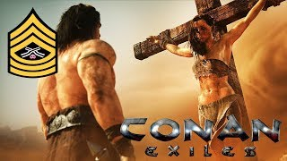CONAN EXILES GAMEPLAY PART 11-3 | INTERACTIVE STREAM 1080P 60FPS