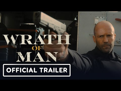 Wrath of Man - Official Trailer (2021) Jason Statham, Guy Ritchie
