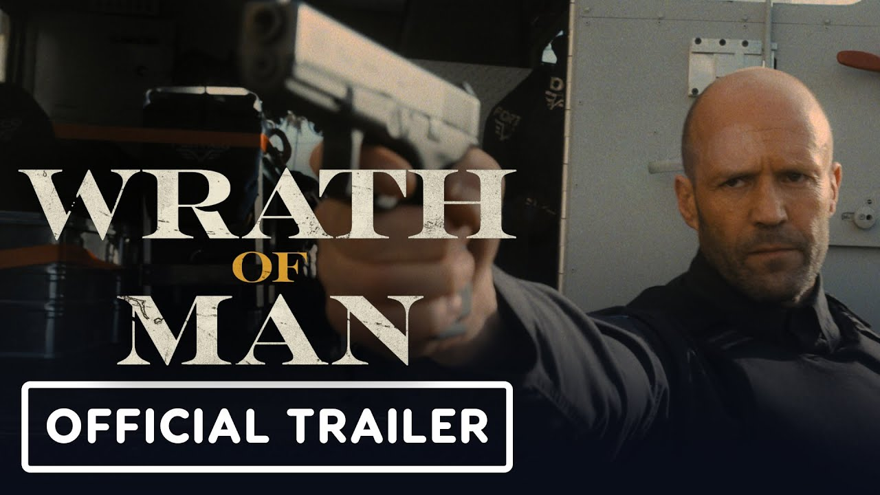 Wrath of Man - Official Trailer (2021) Jason Statham, Guy Ritchie - YouTube