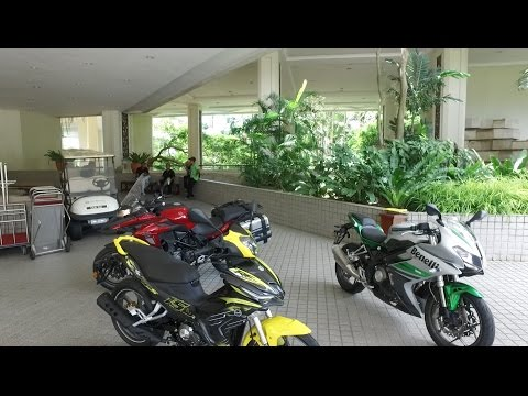 First Impression of the new Benelli TRK 502, RFS150i and the 302R