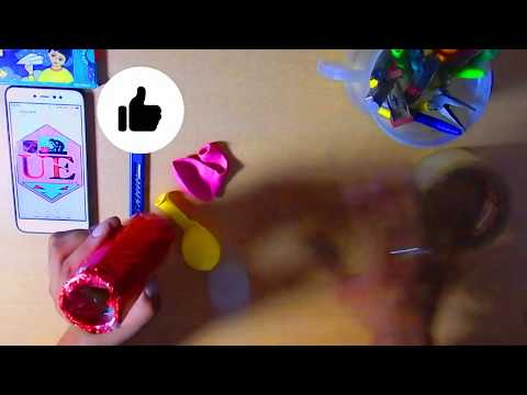 How to make paper popper🎉 (very easy), birthday party popper