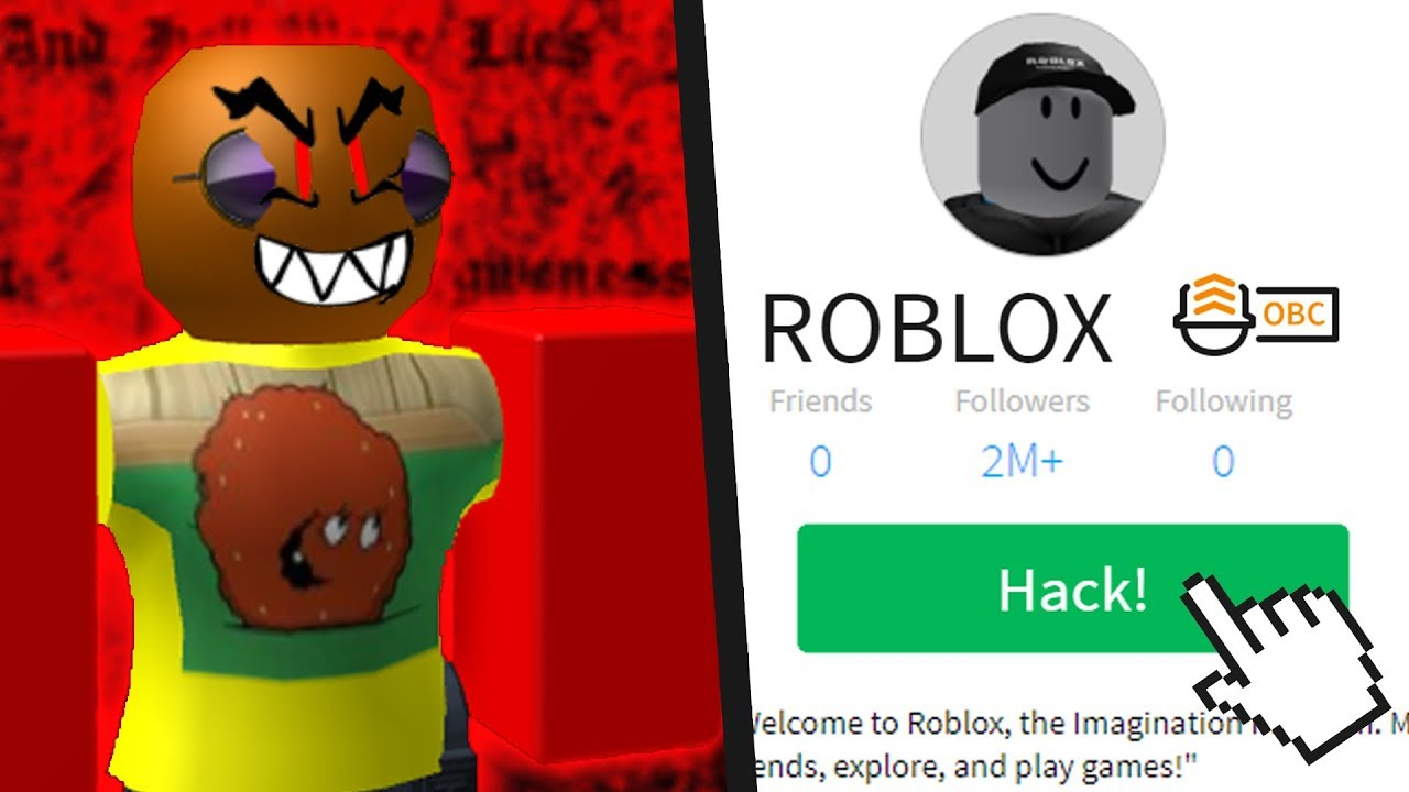 8 Types Of Roblox Hackers Youtube