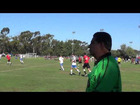 Ethan SternEllis, Albion SC GK BU17 Coast Soccer League Premier