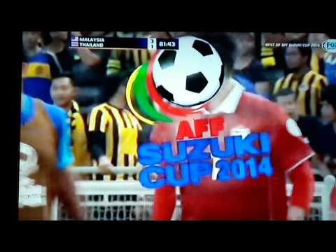 The malaysia beat thailand 3 nile in aff 2014.