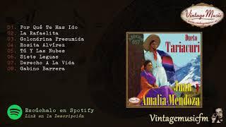 Dueto Tariacuri. Amalia y Juan Mendoza, Colección Mexico #5...