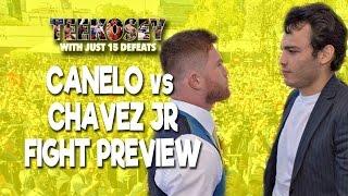 [4.99 MB] Saul Canelo Alvarez vs Julio Cesar Chavez Jr Fight Preview and Prediction