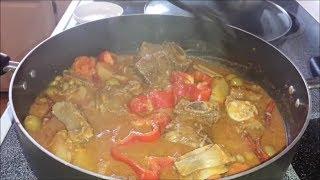 How-to-make Beef Caldereta (kalderetang Baka)