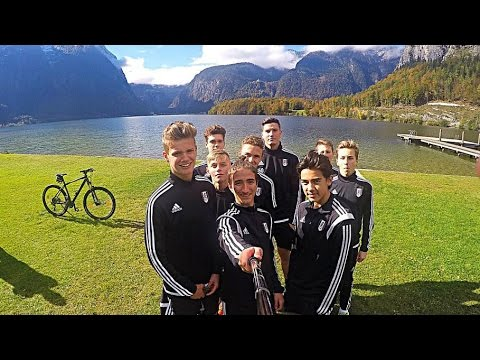 Fulham's Academy Goalkeepers in Austria