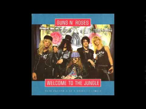 Guns & Roses - Welcome To The Jungle (Bass Track)