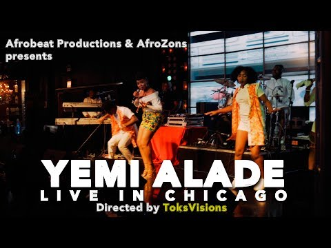 Yemi Alade Live in Chicago 2017 (Full Video) ToksVisions