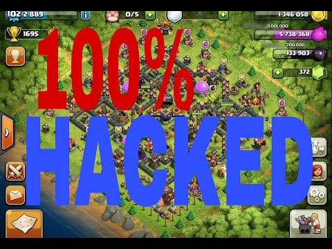 How To Hack Coc Account Without Root 2017 Youtube