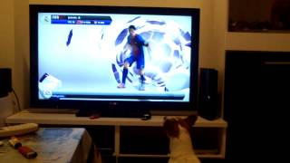 Milo Vs Messi menu fifa13