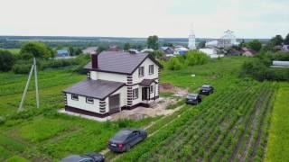 Дом под ключ в селе Каменки Богородского района Нижегородской области