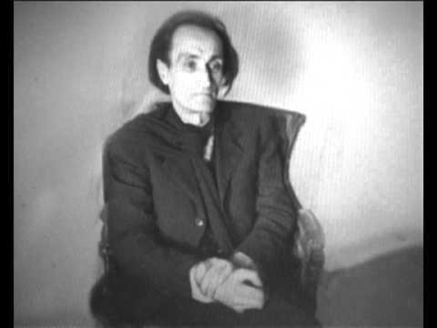 Antonin Artaud - Film Electrochoc