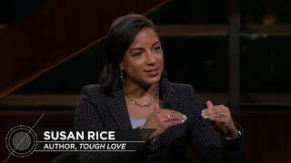 Ambassador Susan Rice: Tough Love | Real Time with Bill Maher (HBO)