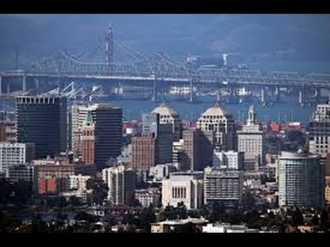 Oakland City in California USA || Travel 4 All