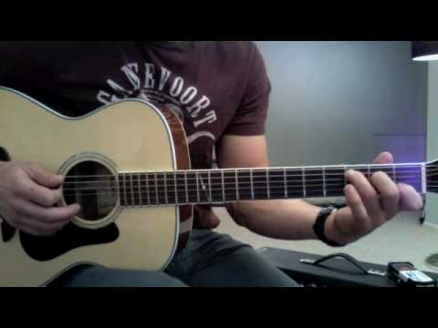 Guitar Song for Beginners Kings of Leon - Use Somebody
