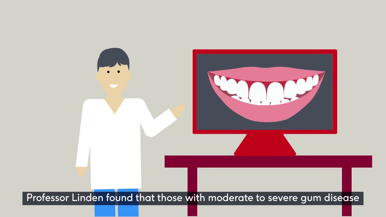 Watch: How is gum disease linked to heart problems and