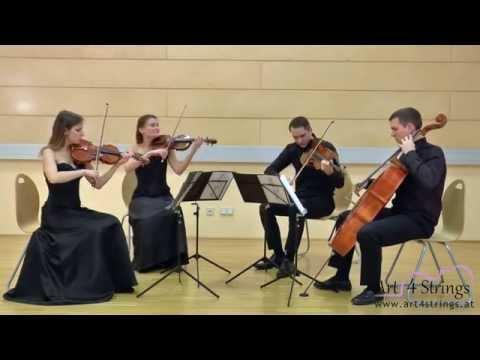 Art 4 Strings: Nothing Else Matters - Art4Strings live in HD