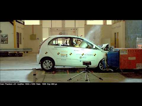 ASEAN NCAP - Tata Vista