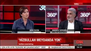 hüda par genel başkanı sayın yapıcıoğlu 360 programında