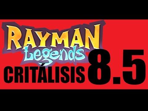 CRITÁLISIS: Rayman Legends