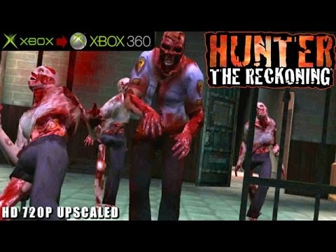Hunter The Reckoning - Gameplay Xbox HD 720P (Xbox to Xbox 360)