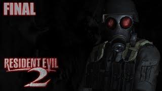 Resident Evil 2 [FINAL - Hunk Scenario - The 4th Survivor]