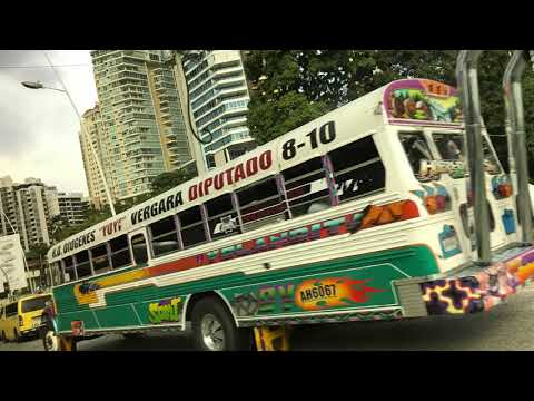 Panama City revealed — Travel video