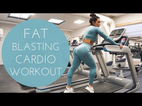 FAT BLASTING CARDIO WORKOUT (TREADMILL & HIIT)