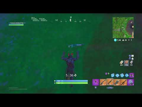 Being Set For A Game And Then Dying Fortnite Battle Royale