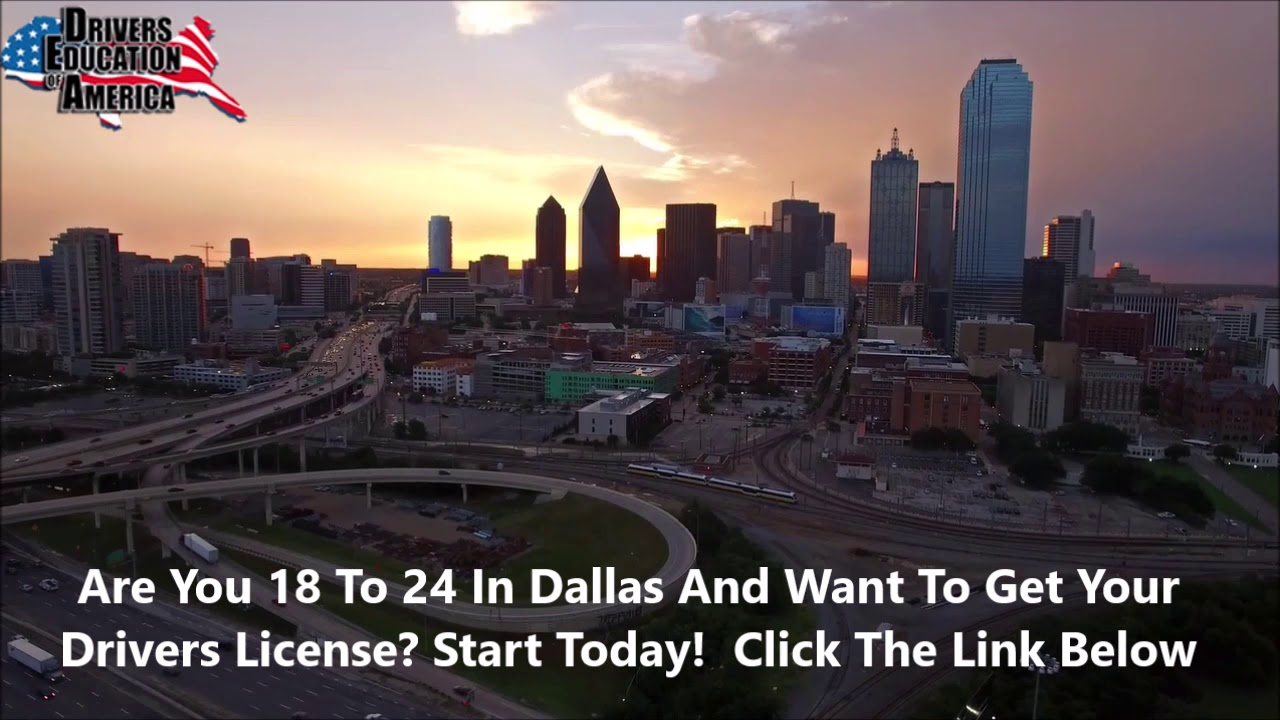 Download Six Hour Adult Drivers Ed Class For Ages 18 To 24 In Dallas - Drivers Education of America