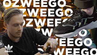 adidas Ozweego release party! feat. Dom, Paulie Garand
