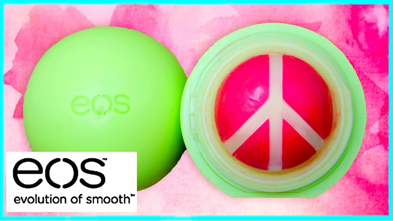 Peace Sign Bedroom Decor Diy Eos Lip Balm Peace Sign Design Easy Youtube