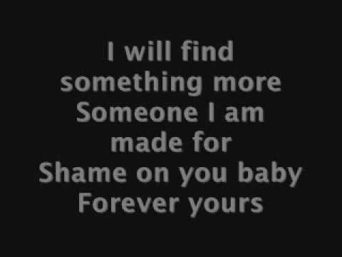 Sunrise Avenue Forever yours lyrics