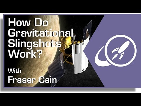 How Do Gravitational Slingshots Work?